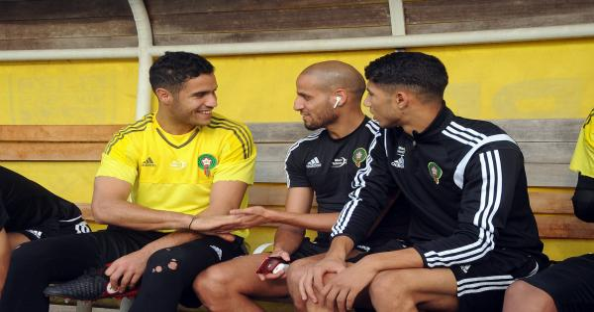 إلقاء القبض على مشجع مغربي حاول التسلل لغرف اللاعبين