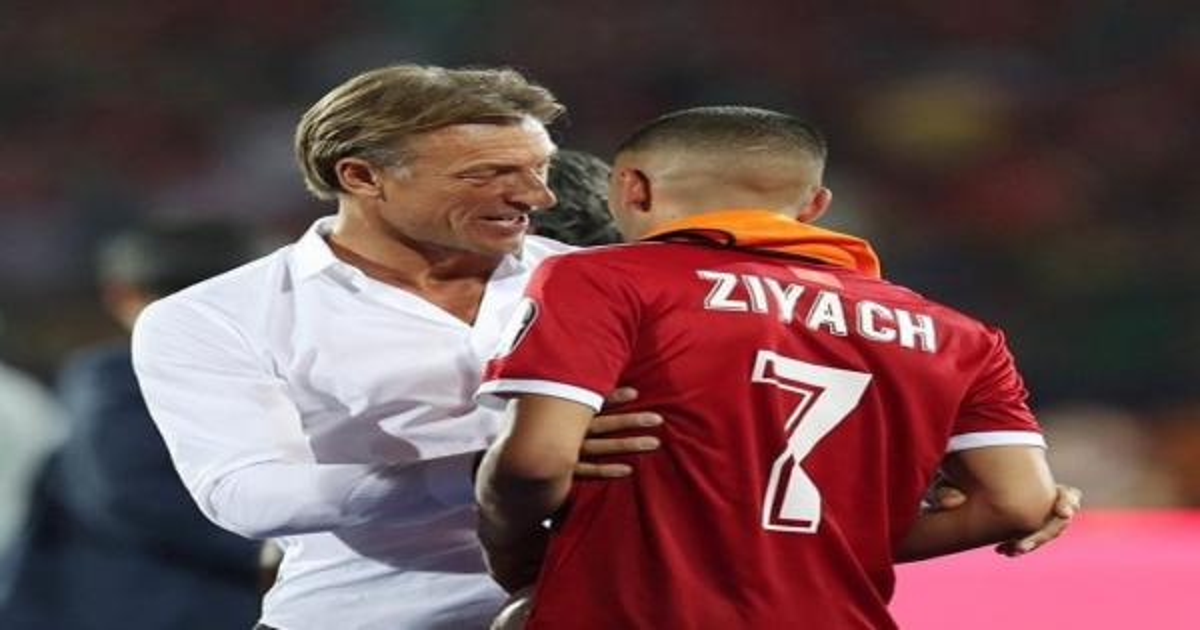 عاجل: زياش قد يغيب عن مباراة جنوب إفريقيا