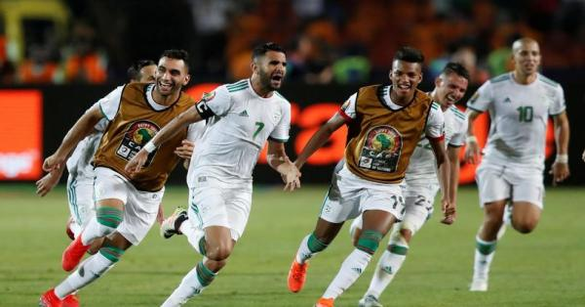 منتخب الجزائر قطع الخطوة الأولى نحو اللقب