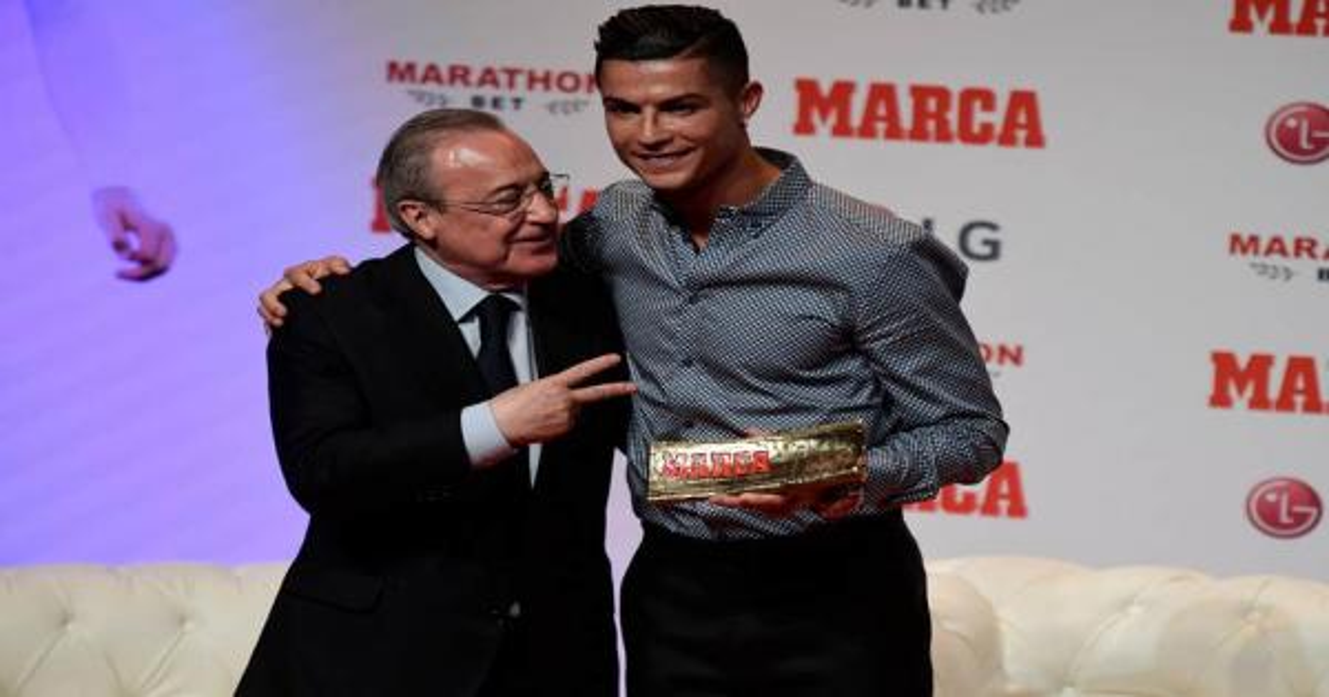 كريستيانو: أحن إلى ريال مدريد.. !