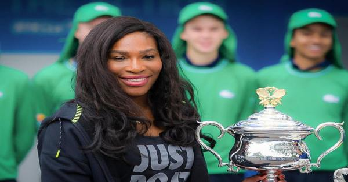 لاعبة التنس الامريكية سيرينا وليامز الرياضية الأعلى دخلا في 2019