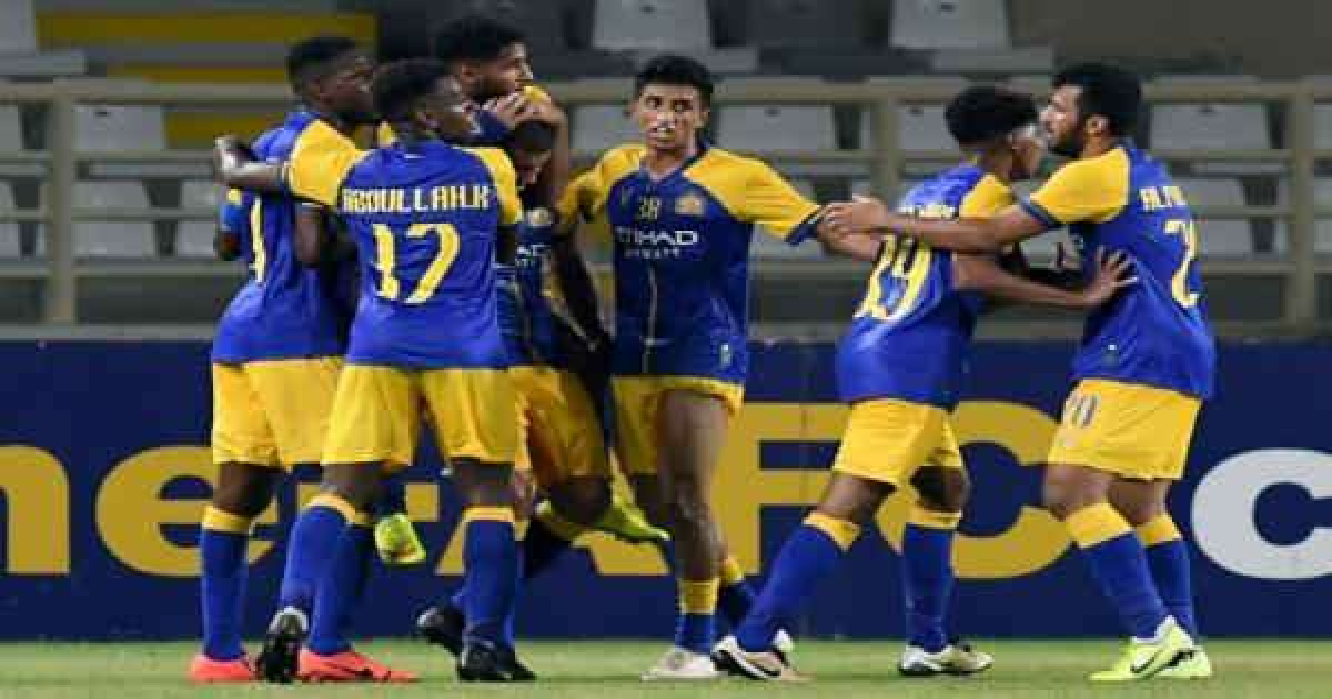 النصر يهزم الوحدة ويتأهل الى ربع النهائي للمرة الأولى في تاريخه