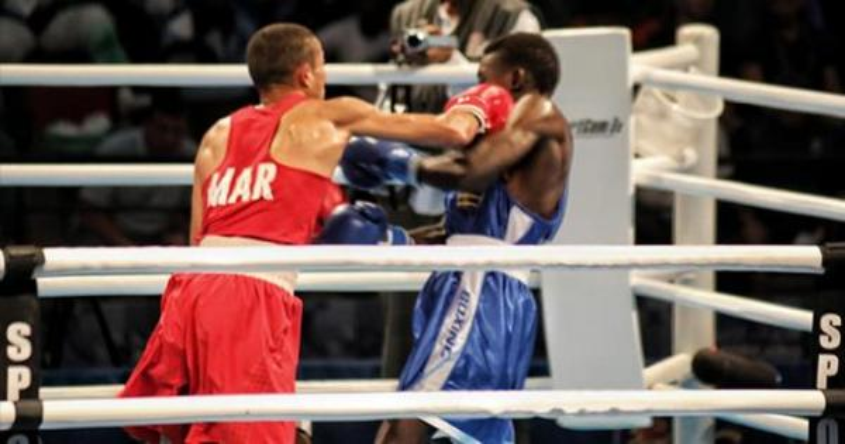حموت يفتتح مسار الملاكمة المغربية في بطولة العالم بروسيا