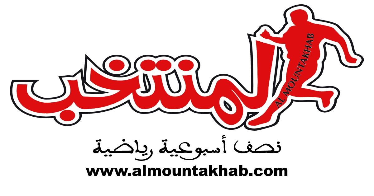 بعثة المنتخب الجزائري تصل المغرب
