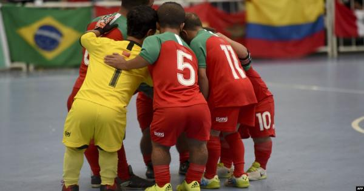 منتخب المغرب لقصار القامة هزم مصر