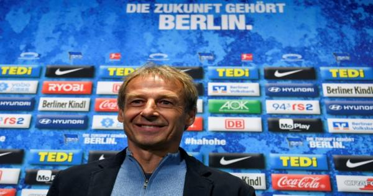 كلينسمان مدربا جديدا لهرطا برلين