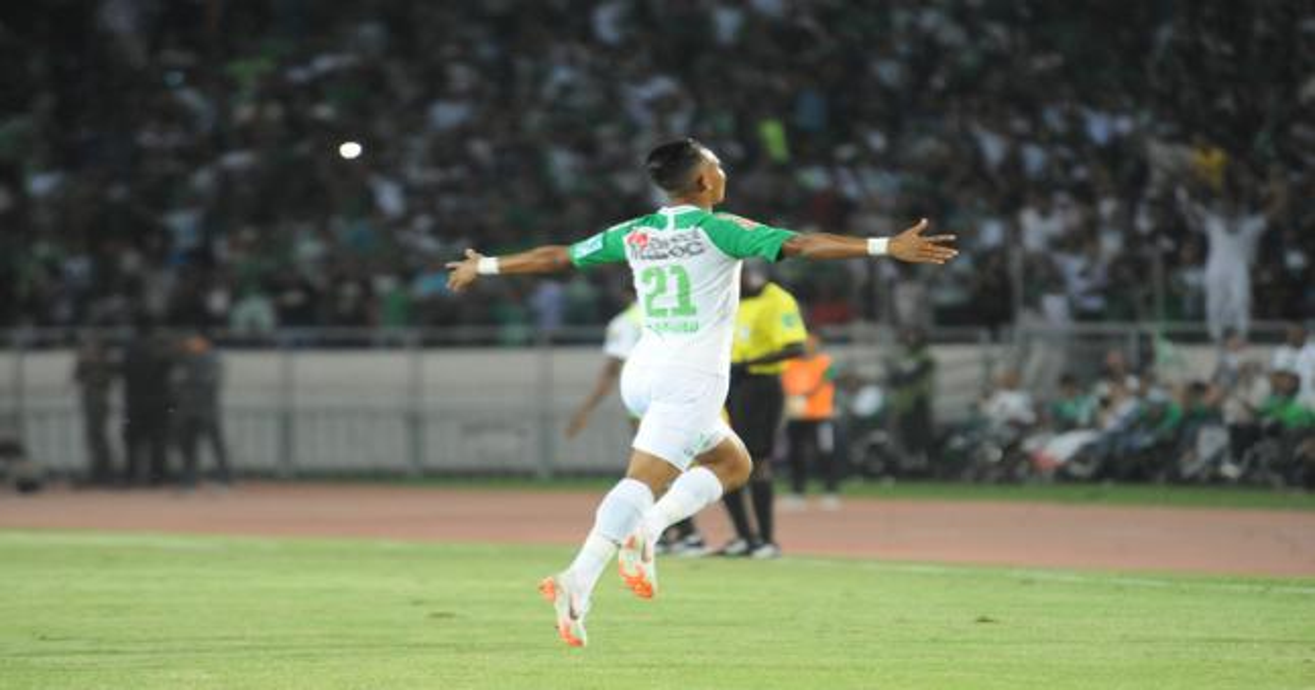 سفيان رحيمي: الفوز شعارنا في مباراة مولودية الجزائر